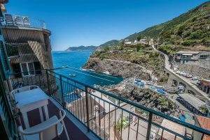 Mediterraneo 2 - Luxury Apartment Manarola