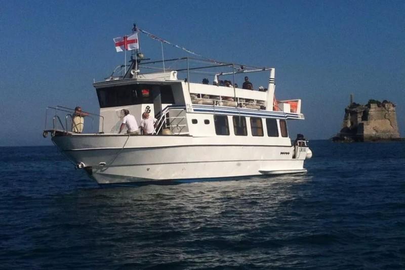 Excursion boat for groups - Portovenere