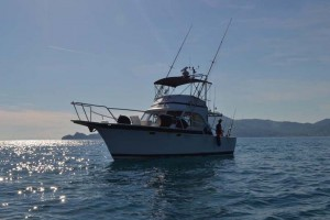 fishing tour golfo del tigullio e golfo paradiso