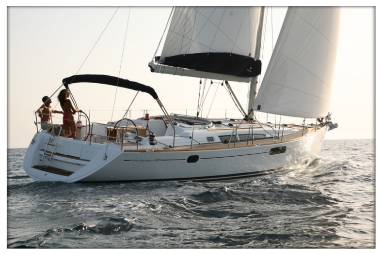 sail boat portovenere rent