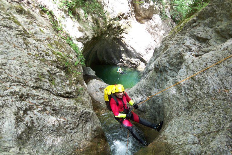 val di vara rafting canyoning 5 terre