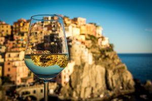 ligurian wine cinque terre