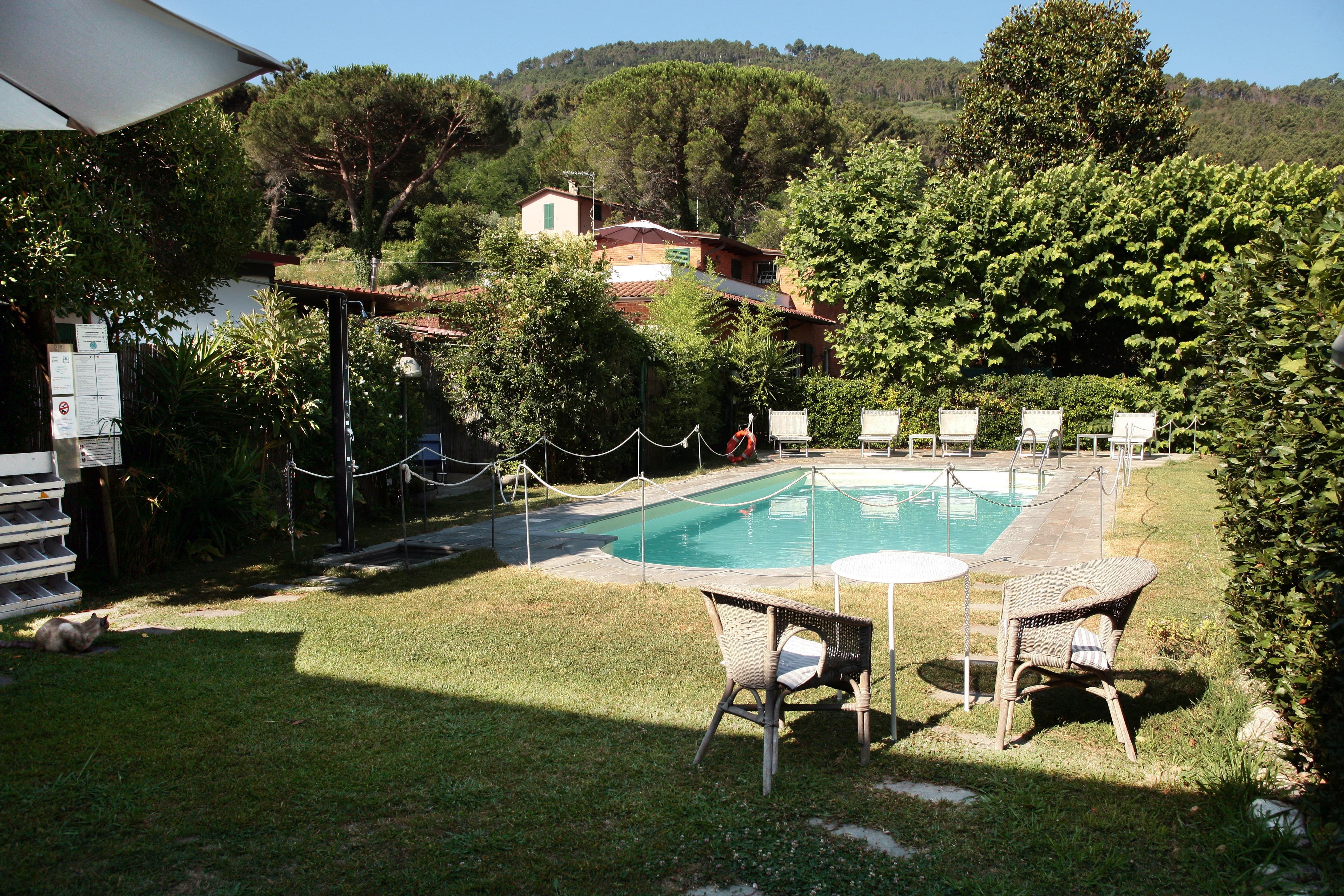 Hotel sette archi bocca di magra cinque terre accommodation - Hotel giardino al mare sestri levante ...
