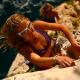 Rock climbing liguria