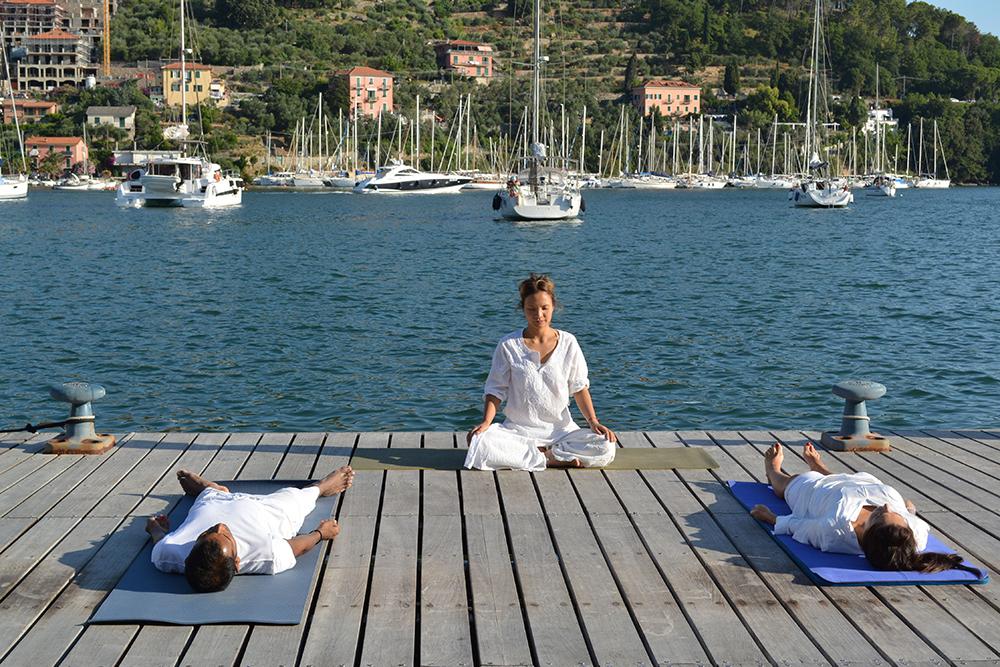 Yoga Liguria Cinque Terre