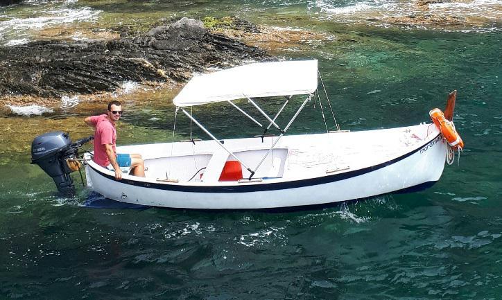 noleggio barca corniglia 5 terre