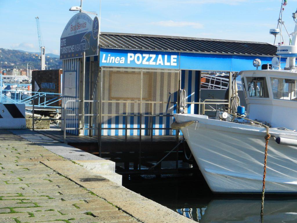 from portovenere to lerici