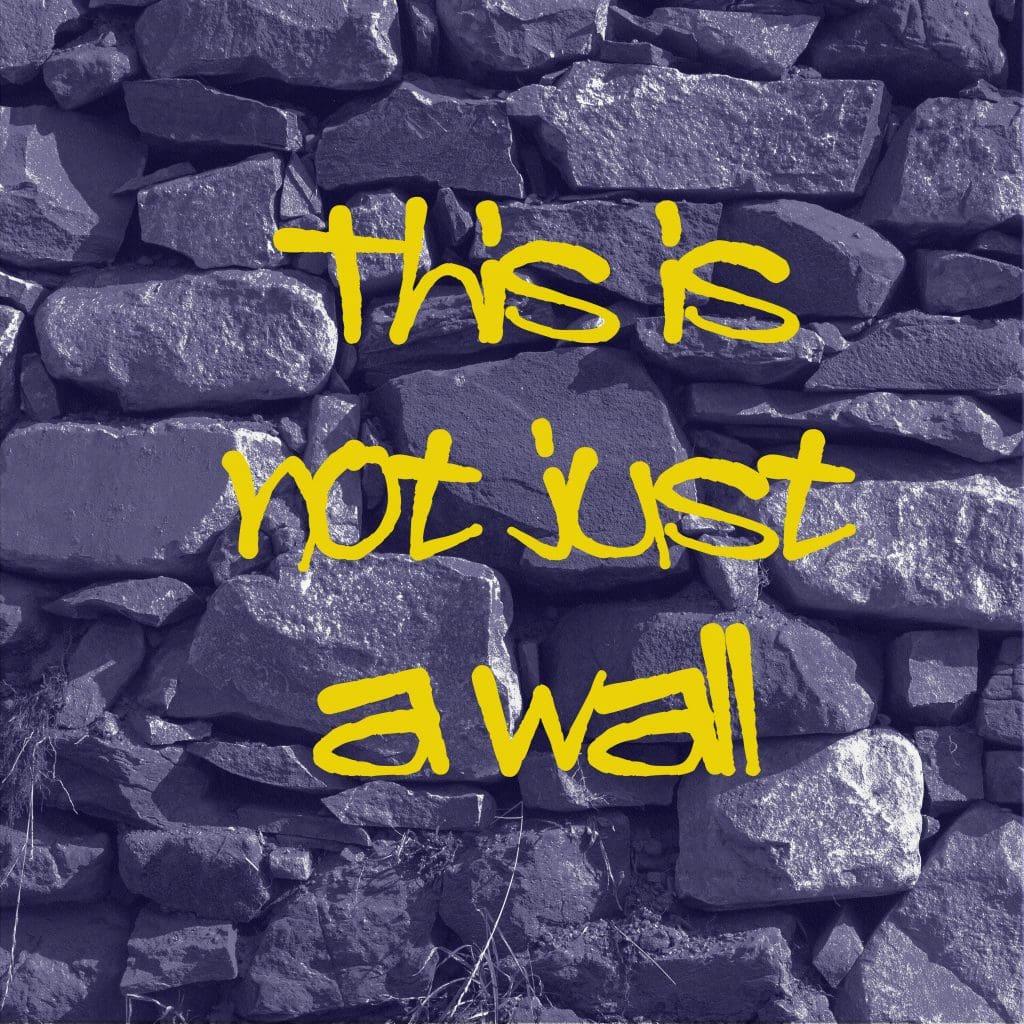 #thisisnotjustawall