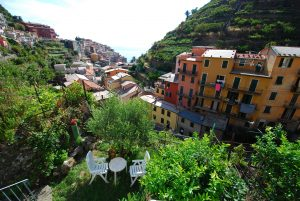 apartment with view manarola cinque terre