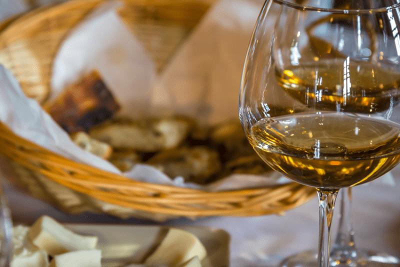 Degustazione di vini a Manarola