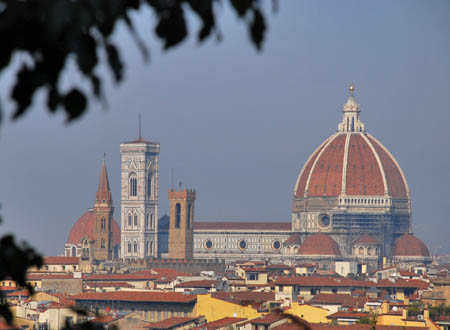 how to get to florence from cinque terre