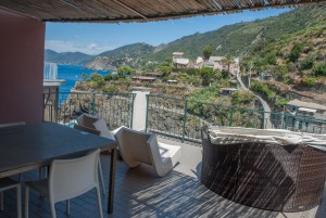 Mediterraneo 1 - Luxury seaview Apartment in Manarola, Cinque Terre