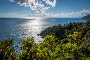 Cinque Terre: self guided long-distance hike in stages