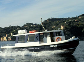 maxi boat rapallo liguria