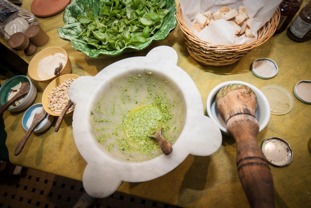 Pesto_course_Levanto