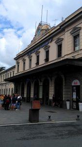 visit cinque terre by train