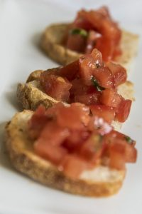 bruschetta liguria