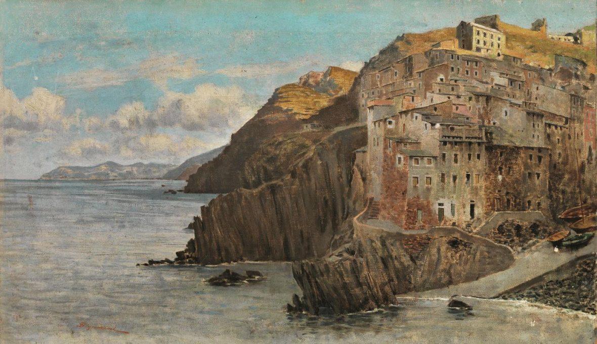 Ancient Riomaggiore