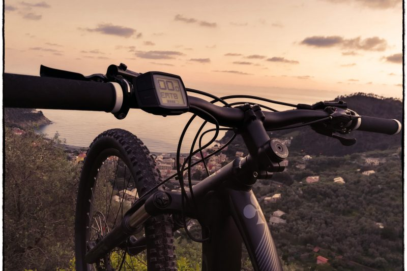 e-bike Levanto Monterosso